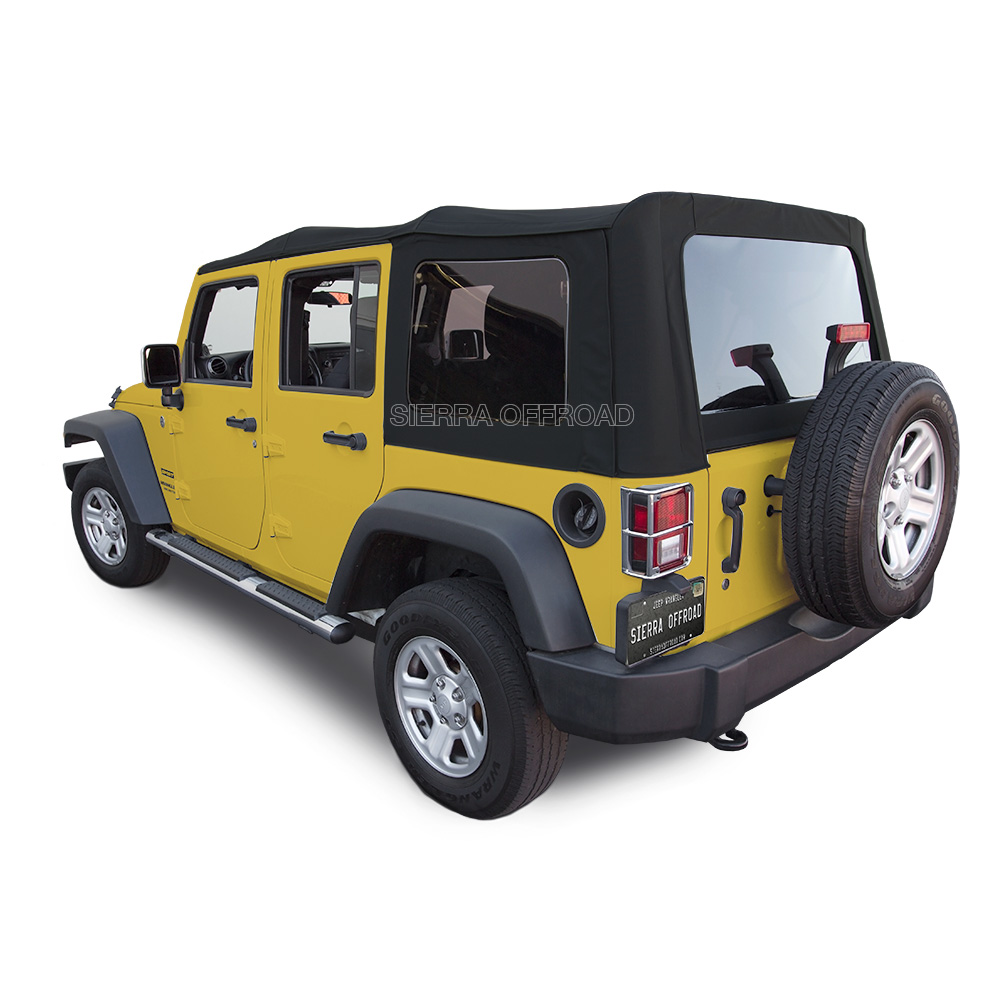 Sierra Offroad | The New Standard in Jeep Products